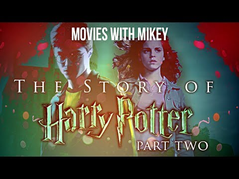 The Story of Harry Potter (Part 2/3) - Movies with Mikey