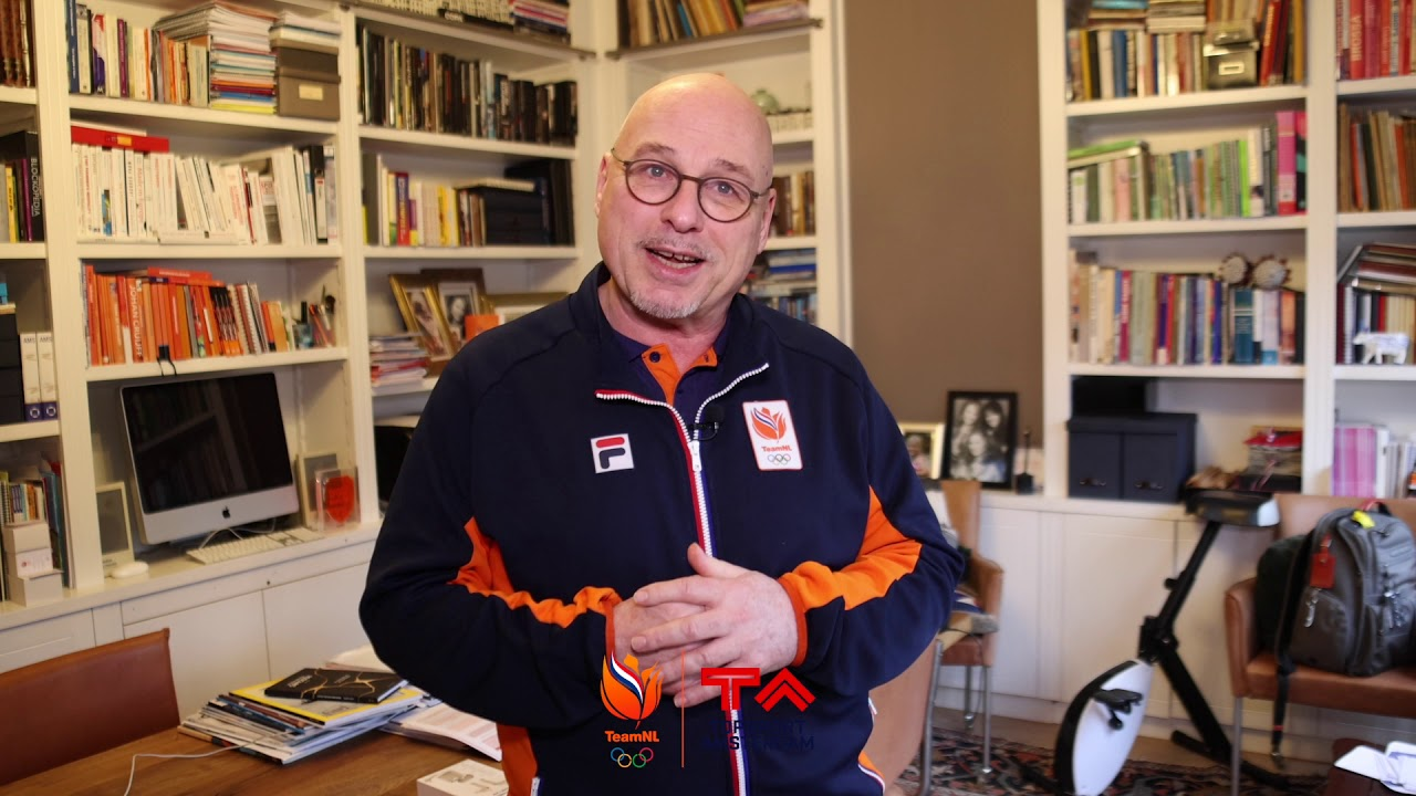 Topsport Amsterdam voor vier jaar weer Home of TeamNL