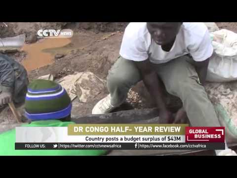Democratic Republic of Congo posts a budget surplus of $43M