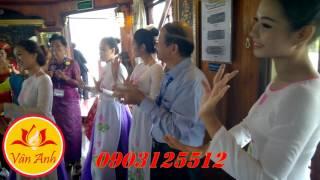 Hòa tấu Hoa Chămpa (Lào) - Nghệ sĩ Vân Anh & Ban nhạc dân tộc Vân Anh