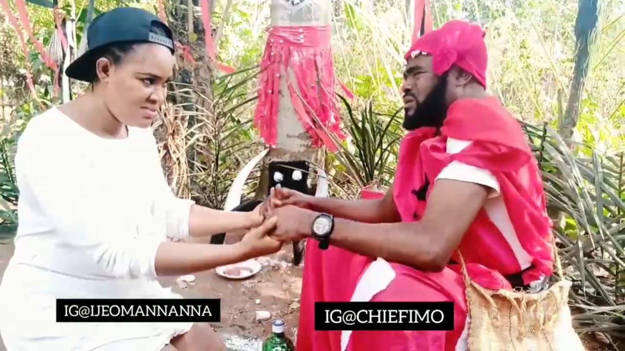 Download Chief Imo Comedy || Native Man : onye na way ya.