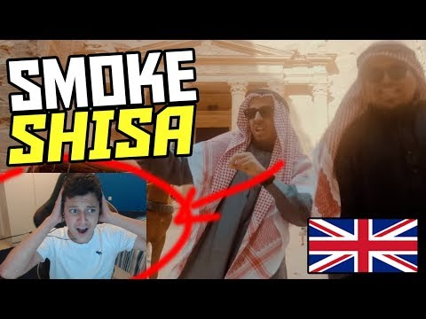 *REACTION* Jordindian - Smoke Shisha Play...
