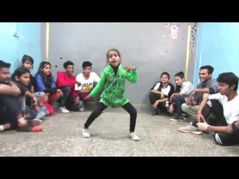 DHAAKAD || DANGAL || Hip Hop Dance CHOREOGRAPHY || KOMAL VERMA