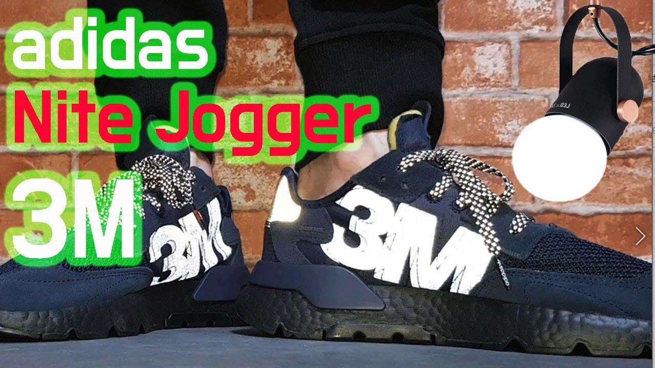 "adidas Nite Jogger ""3M Project"
