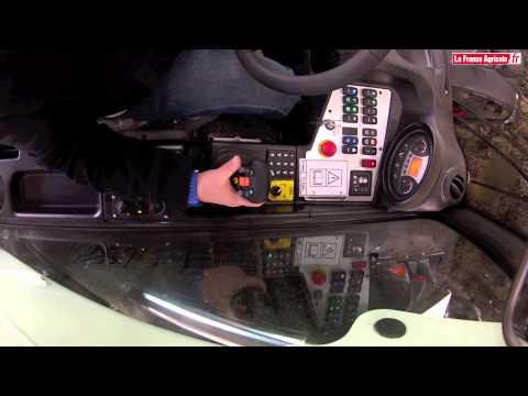 Chargeur télescopique : cinq jours à bord du Bobcat TL 358 + Agri