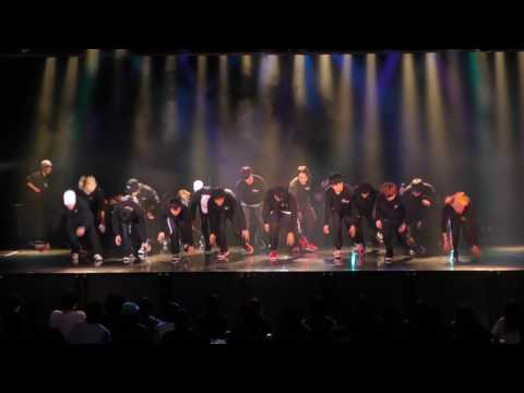 Break number / AWESOME vol.11 法政大学 ダンスサークル HSD イベント