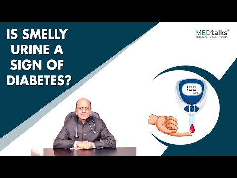 Dr K K Aggarwal - Is Smelly Urine A Sign Of Diabetes?