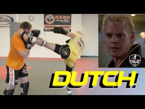MUAY THAI / DUTCH KICKBOXING: Dutch Drill