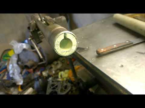Ремонт рулевой рейки ваз,найдена правильная труба для ремонта...