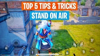 Top 5 New Best Tips and Tricks of Pubg Mobile | part - 24 | By GodNixon