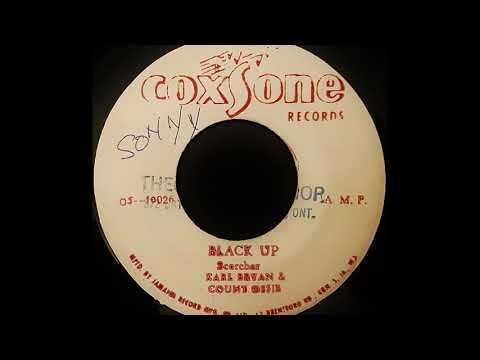 KARL BRYAN & COUNT OSSIE - Black Up [1971]