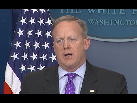 Full: White House Press Briefing with Sean Spicer (2/8/2017) | ABC News