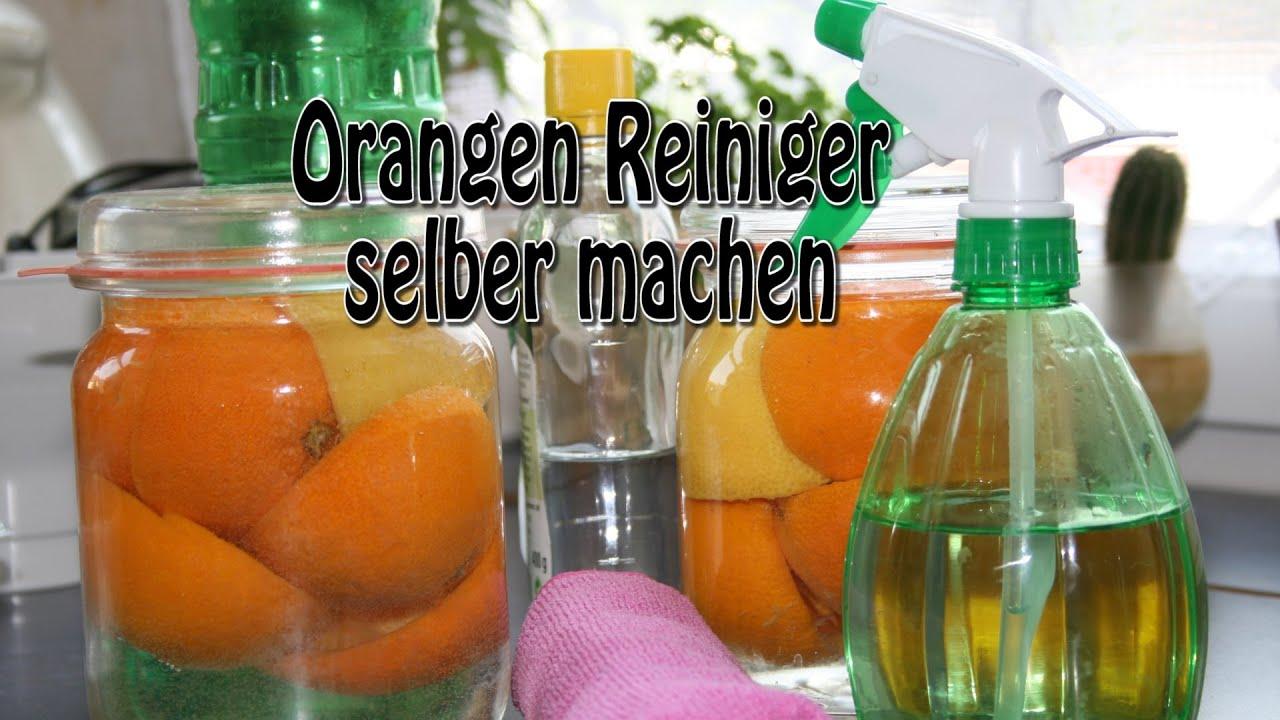 Orangen Essig