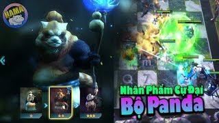 Arena of Evolution: Red Tides (Chess Heroes) - Lần Đầu Chơi Thử Bộ Panda (Gấu)