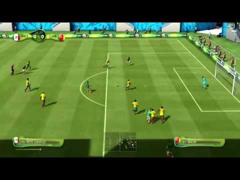 Watch the Digital World Cup: Day 2 - Mexico v Cameroon