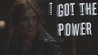 Song: Power- Little Mix fandom: Shadowhunters Character :Clary Fair...