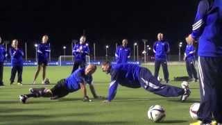 2015 FIFA Goalkeeper Coaching Course in Guam