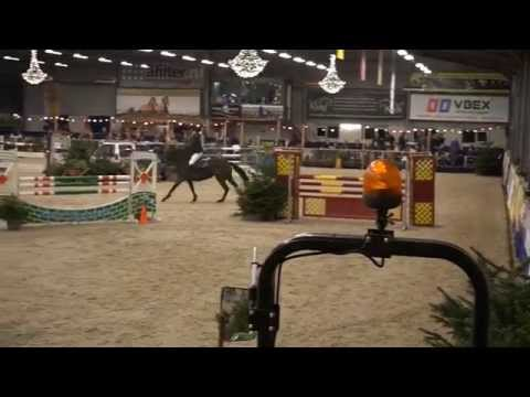 Johannes Pijnacker   Akyra   4e Z Progressief   Indoor Beukers 29 12 2014