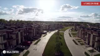 видео Коттеджный поселок по Новой Риге
