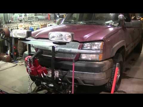 "04 Silverado 2500HD LB7 Duramax Overheating ""Radiator Cleaning"""