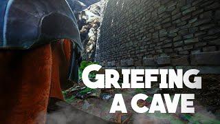 Dont build in caves!   VsPVP: Ragnarok   ARK: Survival Evolved   S2:EP4