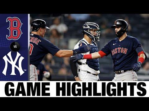 Red Sox vs. Yankees Game Highlights (6/6/21) | MLB Highlights