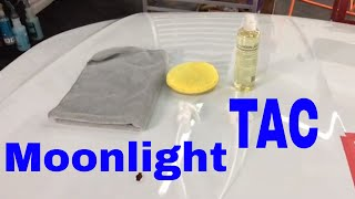 TAC System MoonLight Coating. High Concentrate Sio2 Spray Coating! (25%)