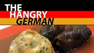 The Hangry German: Rouladen and Semmelknödel aka BEEF Roll- UPs and Dinner- Role- Dumplings