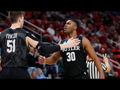 Butler wins dogfight against Arkansas in NCAA Tournament