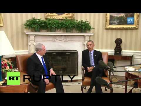 "USA: ""It's no secret we disagree"" - Obama on Netanyahu's stance on Iran"