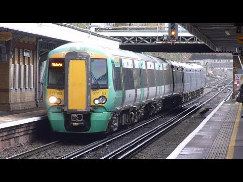 Trains at: Bickley
