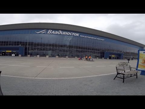 Возвращение с контракта.Аэропорт Сеула. Прилёт во Владивосток.По дороге домой 3.