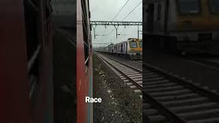 Race Between EMU and Express