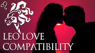 Leo Love Compatibility: Leo Sign Compatibility Guide!