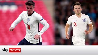 Euro 2020: England duo self-isolating after contact with COVID-positive Scottish player