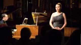 Caro Nome Verdi March 7 2014 Berlin recital