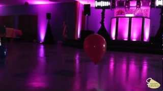 Fort Worth DJ Gig Log Sweet Sixteen Party, DFW DJS, Lighting, North Texas