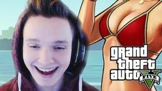 GTA 5 - WITZIGE MOMENTE! #1 (Wie man mit Frauen flirtet)