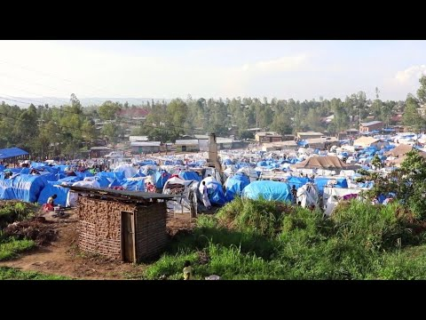 Violence in DR Congo's Ituri Province forces thousands to live in camps