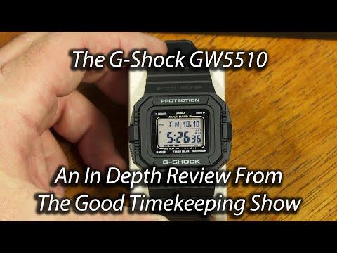 Casio G-Shock GW5510 In-Depth Review