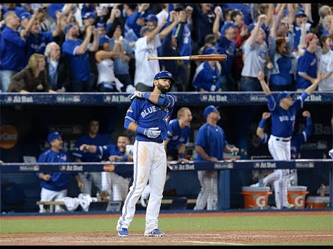 Jose Bautista Ultimate 2015 Highlights - MVPFLF