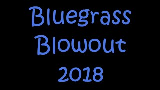 Bluegrass Blowout 2018 Featuring Blue Highway
