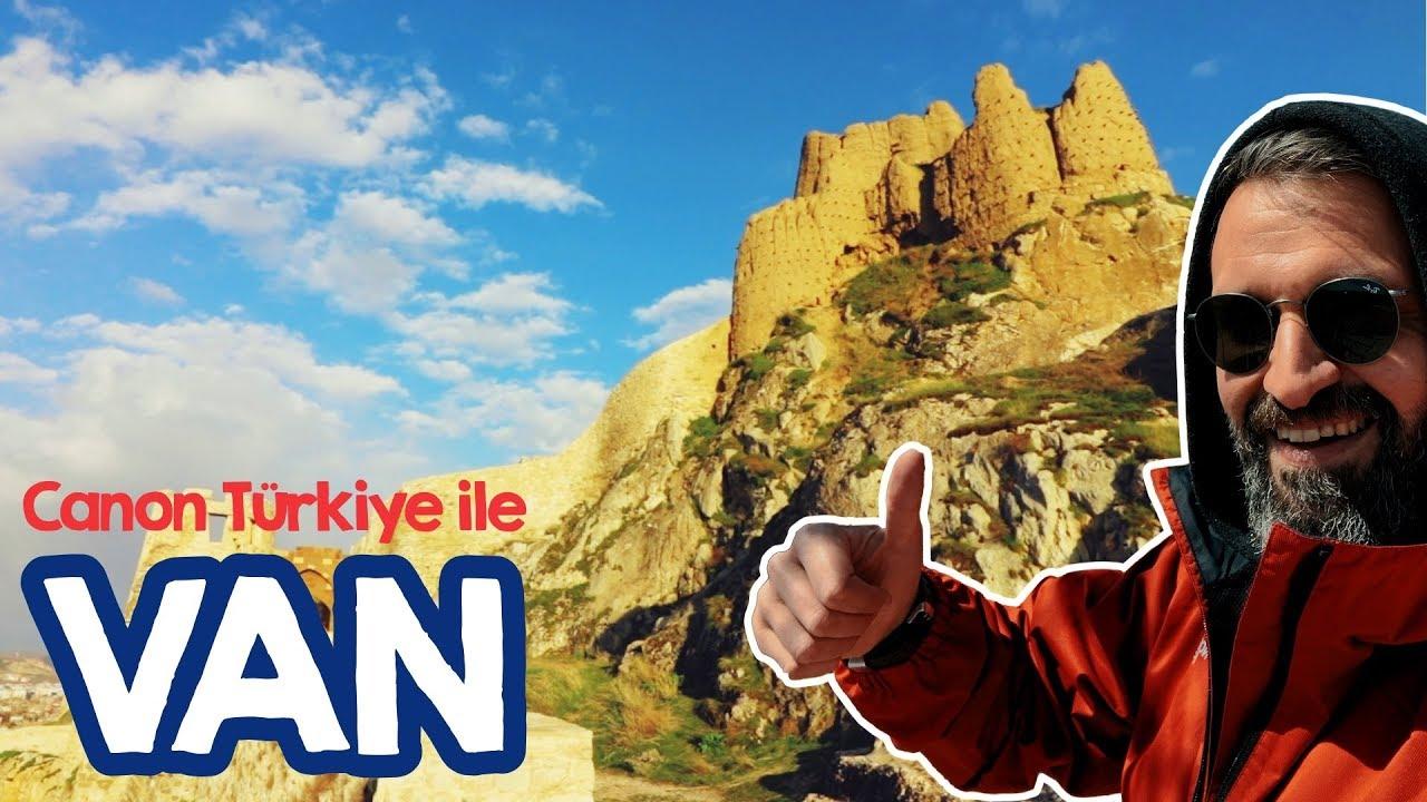 Canon Türkiye ile Van Gezisi