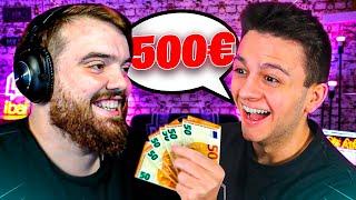 Si NO SUPERO a IBAI, le REGALO 500€.