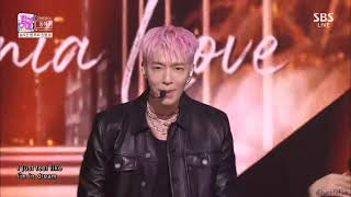 슈퍼주니어 동해 (Super Junior DONGHAE) - California Love 교차편집 [Stag…