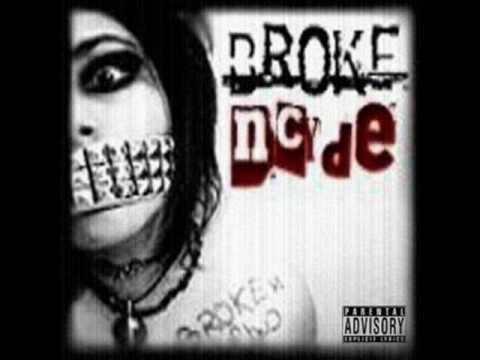 BrokenCYDE 40oZ