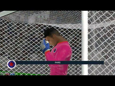 Real Madrid Vs Paris - Dream League Soccer 2018 - Android/IOS Gameplay #74