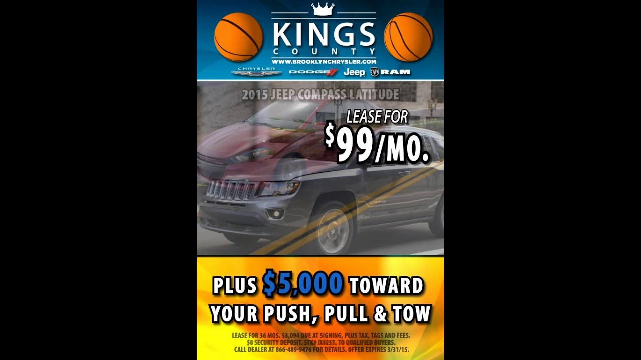 Kings County Chrysler Dodge Jeep RAM   March Mania