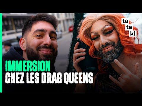 Dans la peau d'une Drag Queen - IMMERSION