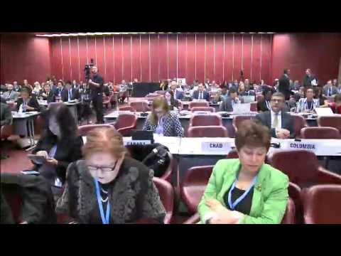 High-Level Ministerial Meeting on Health Employment and Economic Growth